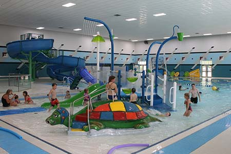 New Richmond Area Centre :: Pool Schedule